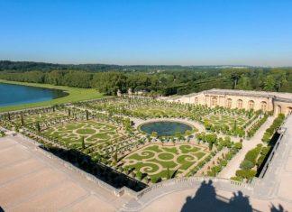 Le Notre's Versailles Garden