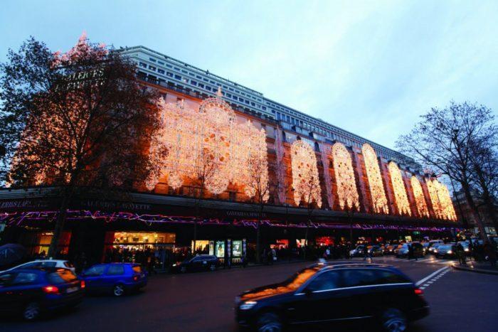 Galleries Lafayette Paris