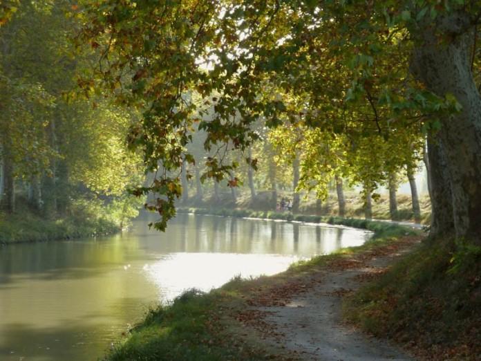 Burgundy canals