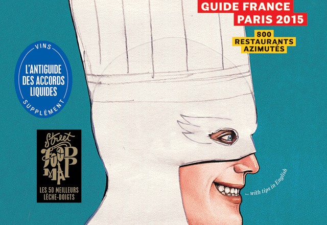 Le fooding releases 2015 guide for Porte 12 fooding