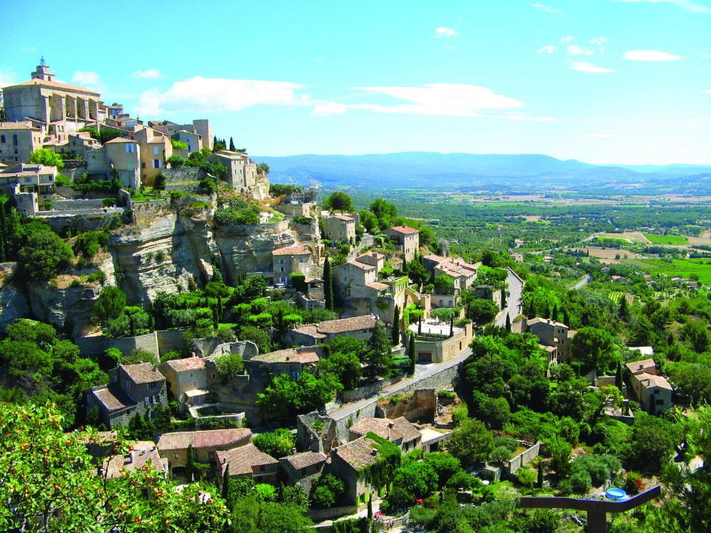My Life In Provence The Real Luberon