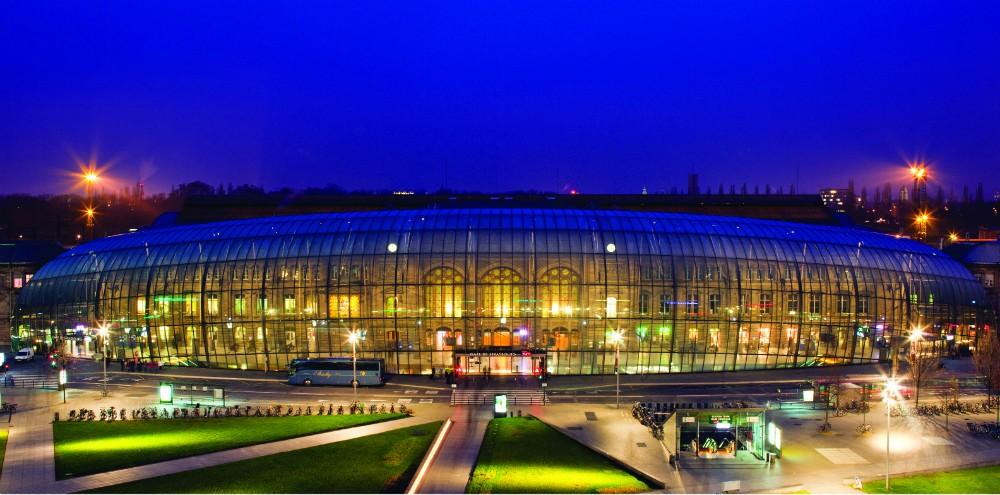 Strasbourg new contemporary architecture in alsace capital for K architecture strasbourg