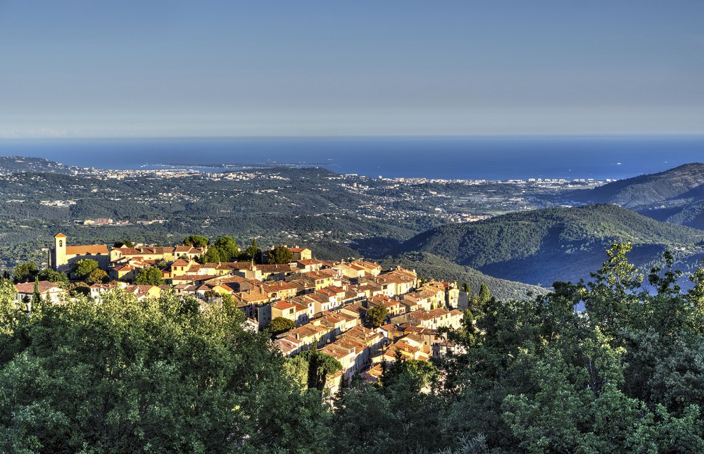 The french road trip the best drives in the south of for Travel south of france