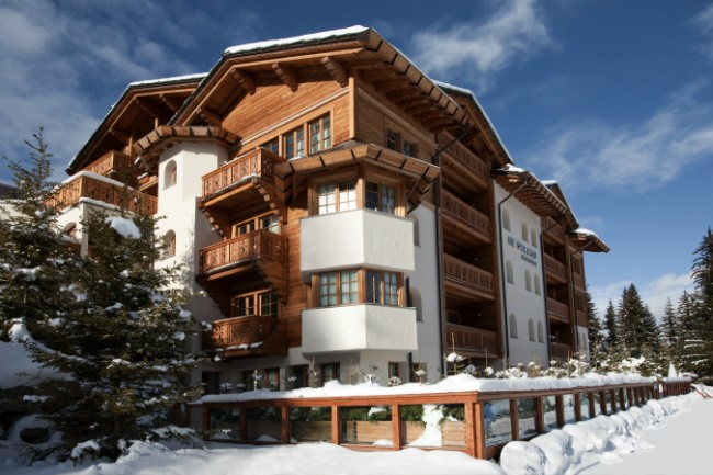 Le strato where to stay in courchevel for Hotel original france