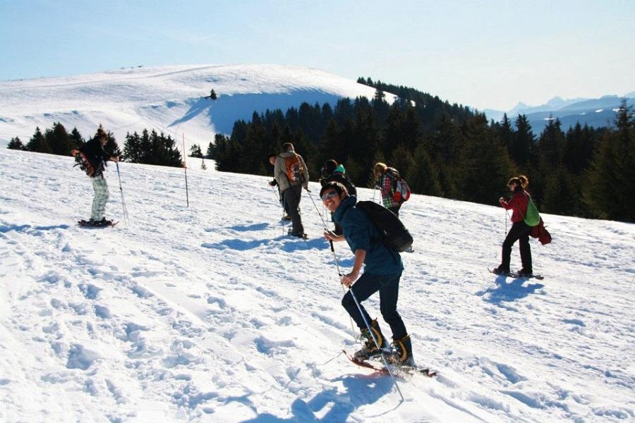 winter activities organized by CILFA