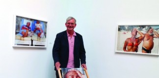 Martin Parr in Evian
