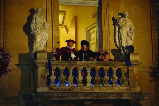 Salon De Provence Where Nostradamus Lived And Died
