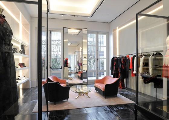 Alexander McQueen in Paris