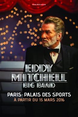 Eddy Mitchell in Paris