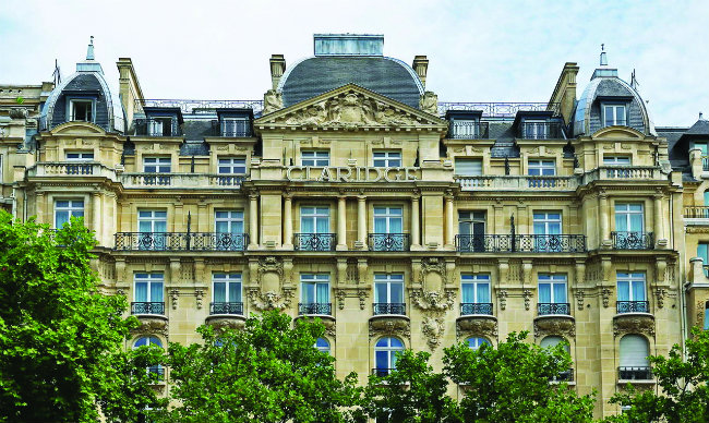 Fraser Suites- Le Claridge