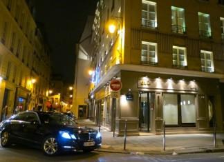 Hotel Duo in the Marais