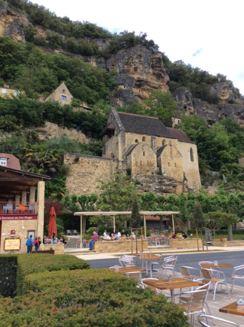 La Roque-Gageac by Jo Anne Marquardt