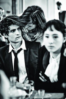 Louis Garrel (The Dreamers) plays the role of the heroine's brother