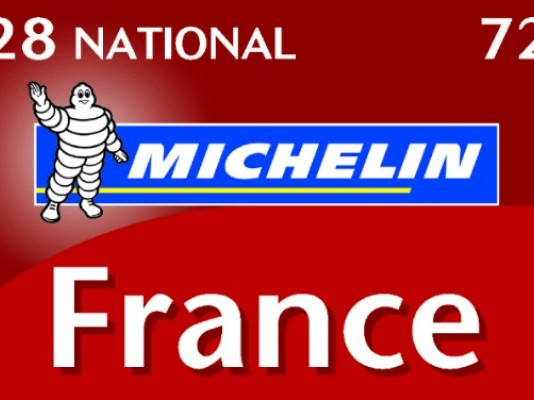 Michelin maps and guides