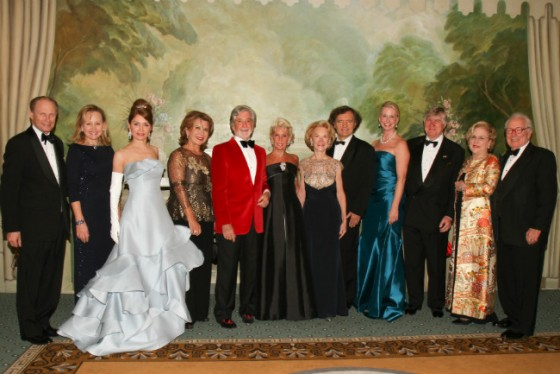 gala for French Heritage Society