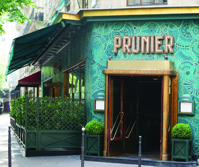 Prunier in Paris