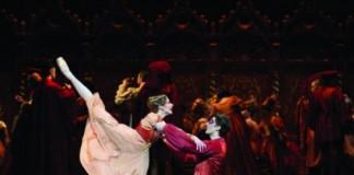 Romeo and Juliette in Paris