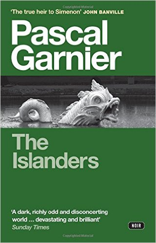 The Islanders by Pascal Garnier