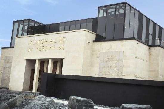 Verdun Memorial – Fleury-Devant-Douaumont in Meuse, Lorraine (B. Jamot)