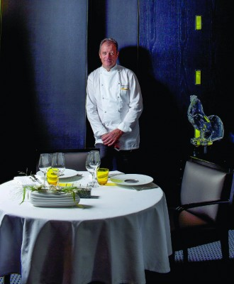 Chef Patrick Henriroux
