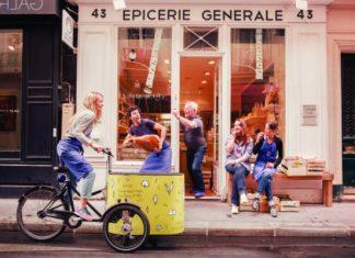 courtesy of Épicerie Générale