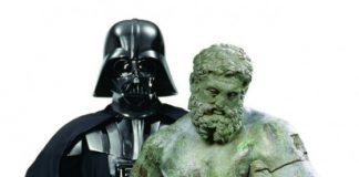 Hercules and Darth Vader [detail]