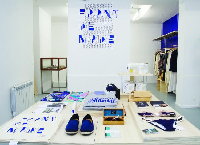 Front de Mode concept store