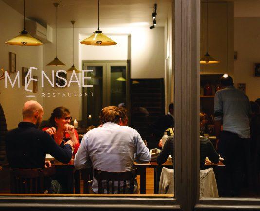 Dining room at Mensae