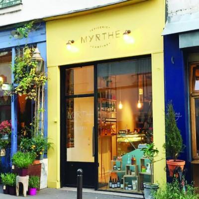 Myrthe Paris