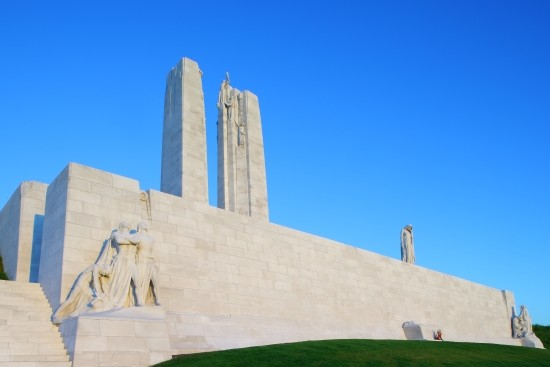 Vimy Ridge National Historic Site of Canada, Northern France (S. Dhote)