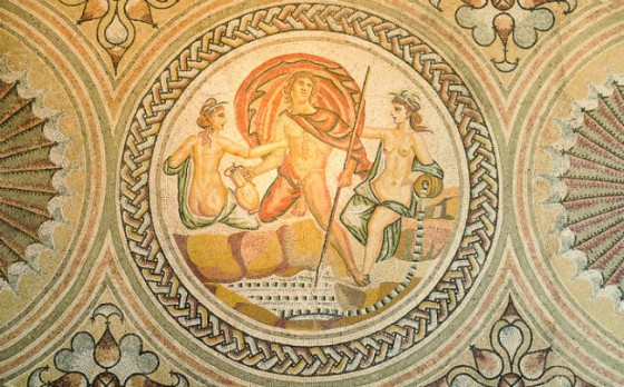 Roman mosaics, Vienne