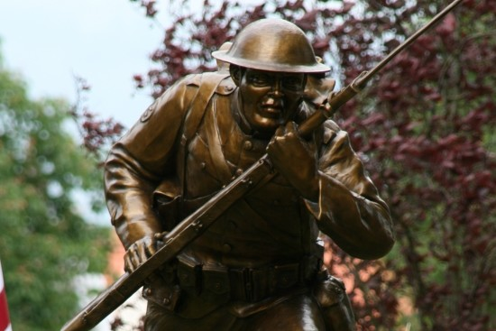 Cantigny American Memorials in Somme, Picardy (Somme-Tourisme A.L.)