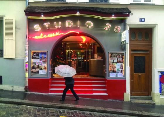 Studio 28 in Montmartre