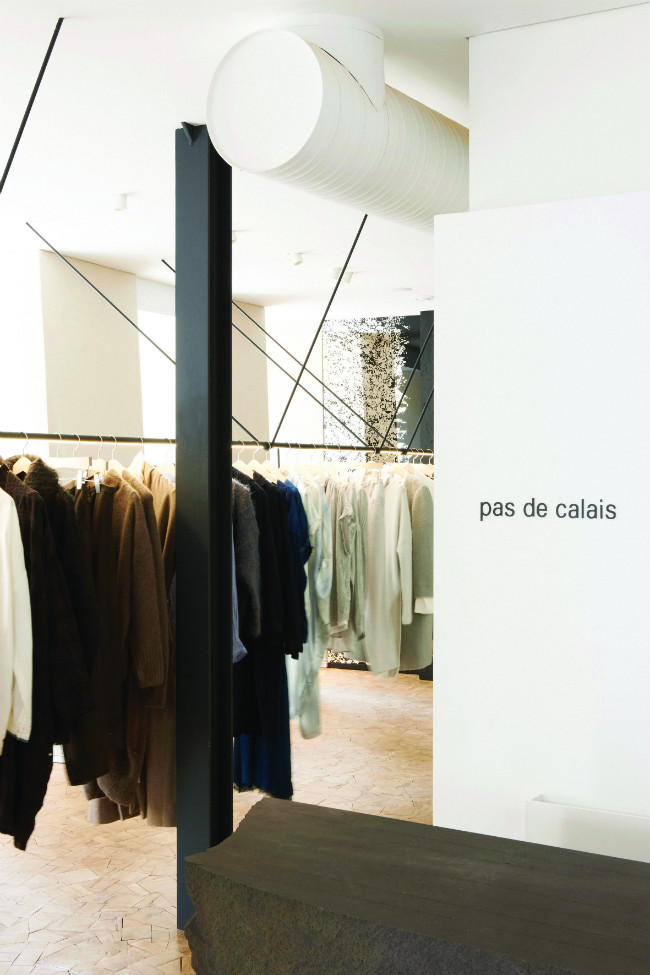 Pas de Calais boutique