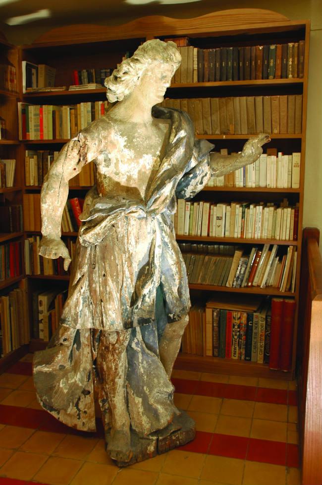 """Giono's """"angel"""" photo: Association des Amis de Giono"""