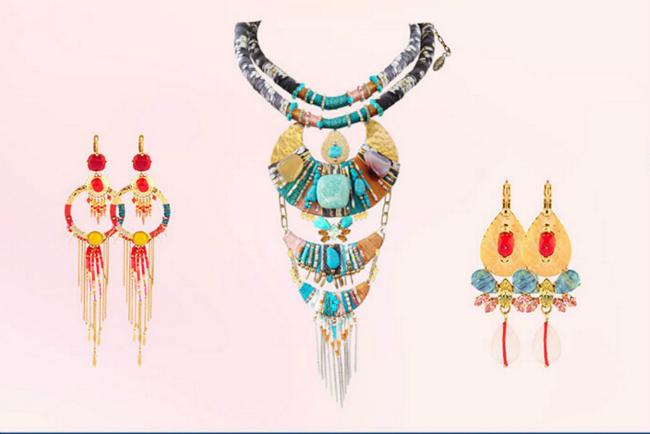 earrings at Satellite