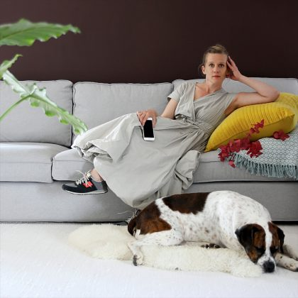parallels by paris mus es 10 instagrammers reinterpret famous artworks. Black Bedroom Furniture Sets. Home Design Ideas