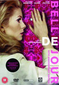 """Catherine Deneuve in """"Belle du Jour"""""""