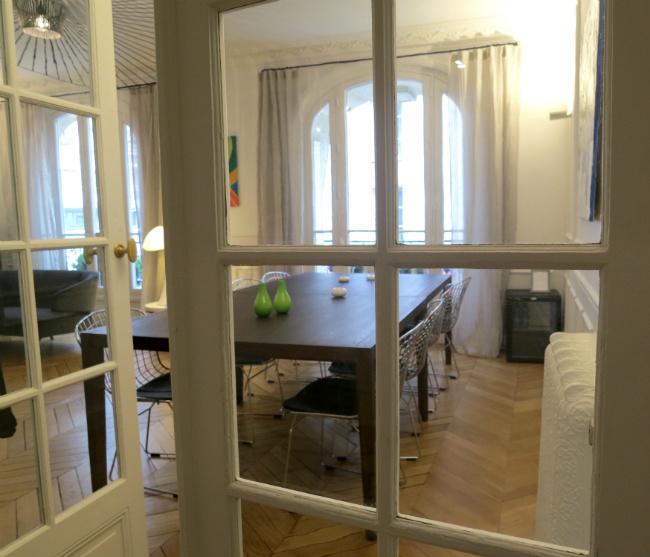 Breakfast room at Relais 12 Bis Paris