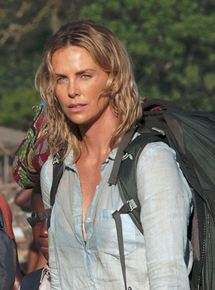 """Charlize Theron in """"The Last Face"""""""