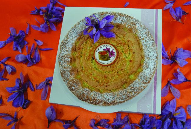 saffron cak