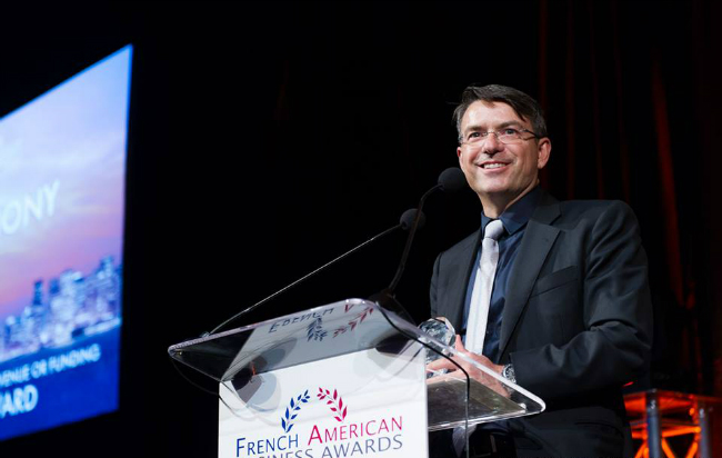 French American Business Awards in San Francisco