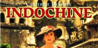 "Catherine Deneuve in ""Indochine"""
