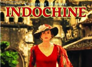 "Catherine Deneuve in ""Indochine"""