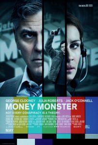 """Money Monster"" publicity poster"