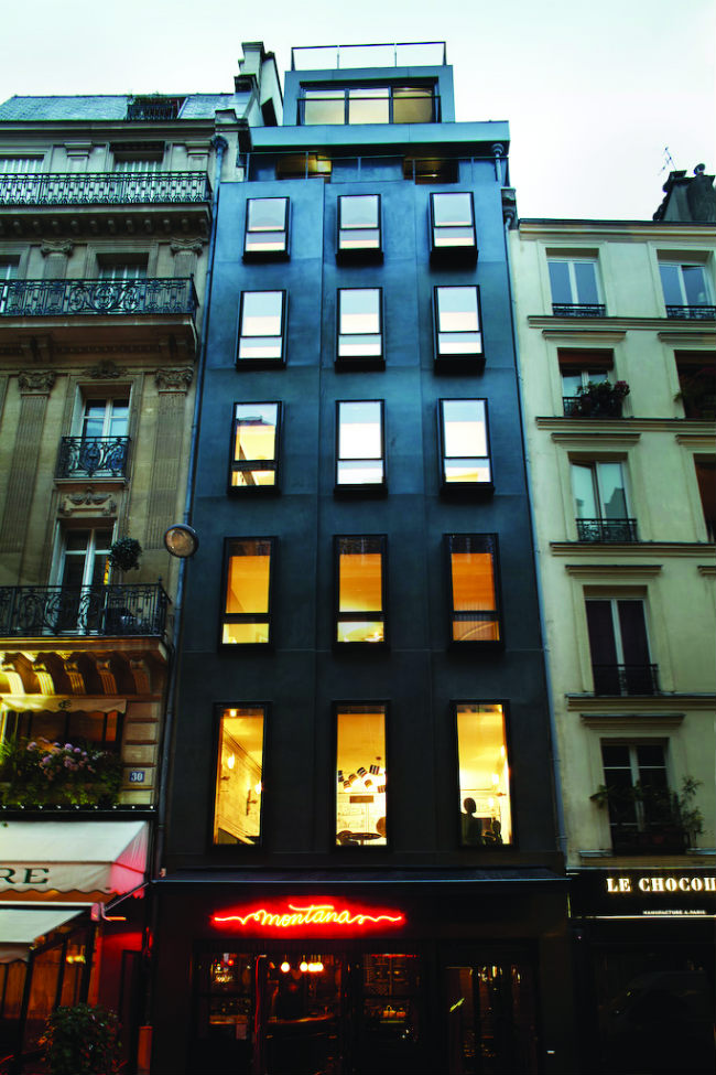 The new boutique hotels of paris for Boutique hotels france