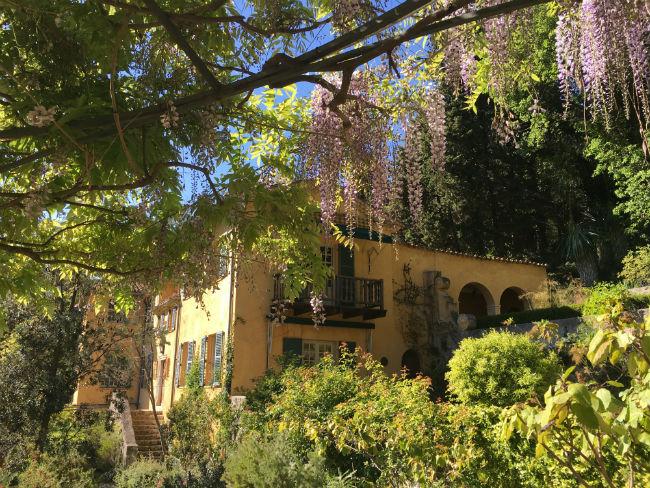 Serre de la Madonne gardens in Menton
