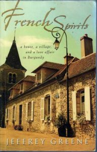 """French Spirits"" by Jeffrey Greene"
