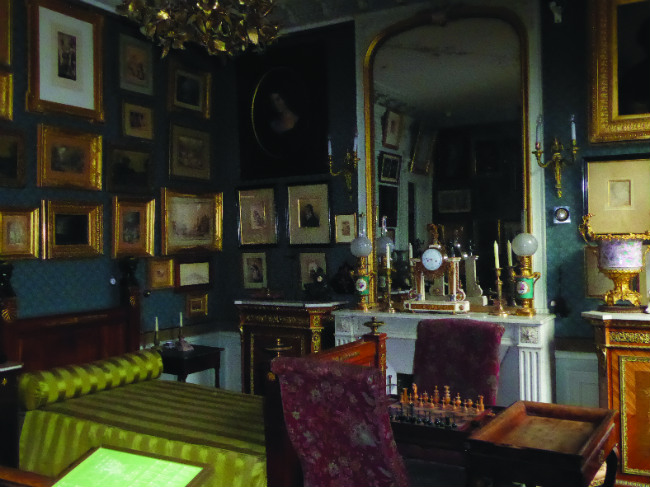 Gustave Moreau's room
