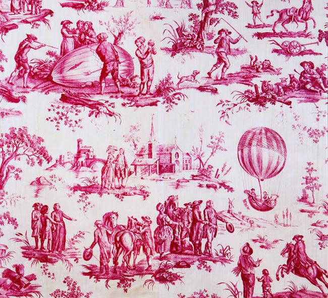 Behind The Famous French Brand La Toile De Jouy Fabrics